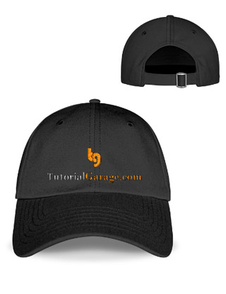 Tutorialgarage-Basecap